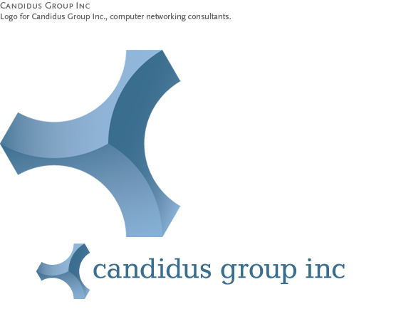 Candidus Group Inc : Logo for Candidus Group Inc., computer networking consultants.